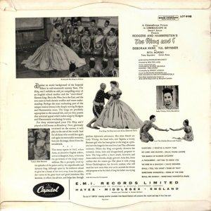 1956 - KING AND I B