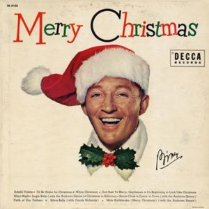 1957 - BING CROSBY MERRY CHRIST A