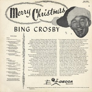 1957 - BING CROSBY MERRY CHRIST B