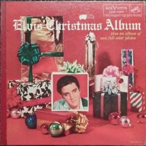 1957 - ELVIS CHRISTMAS A