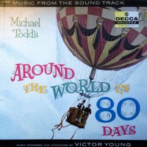 1957 - SOUNDTRACK - AROUND THE WORLD A