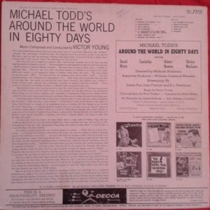 1957 - SOUNDTRACK - AROUND THE WORLD B
