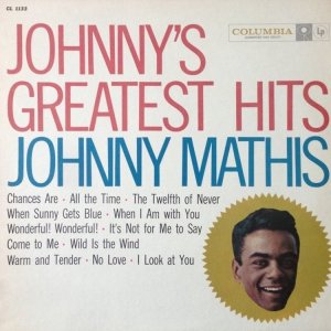 1958 - JOHNNY MATHIS GREATEST A