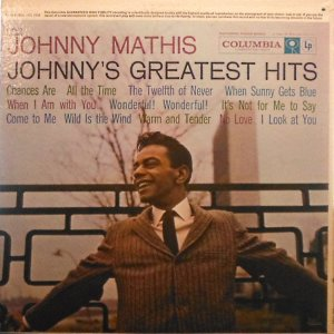 1958 - JOHNNY MATHIS GREATEST B