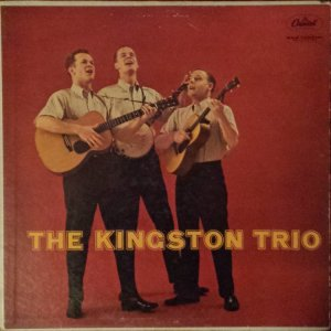 1958 - KINGSTON TRIO 1ST A