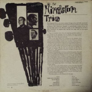 1958 - KINGSTON TRIO 1ST B