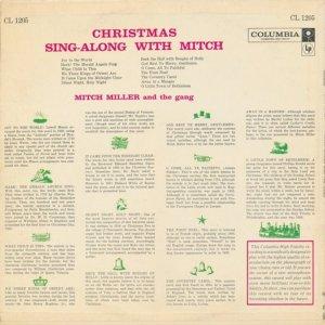 1958 - MITCH MILLER CHRIST B