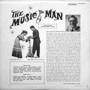 1958 - MUSIC MAN B