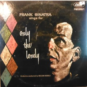 1958 - SINATRA ONLY LONELY A