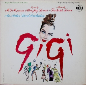 1958 - SOUNDTRACK GIGI A