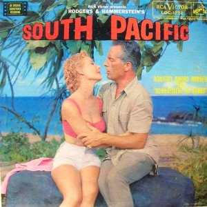 1958 - SOUTH PACIFIC A