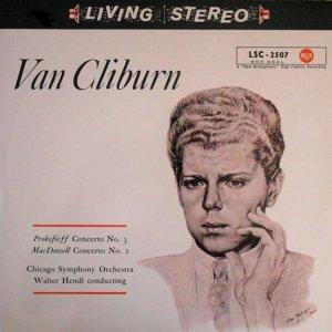 1958 - VAN CLIBURN A
