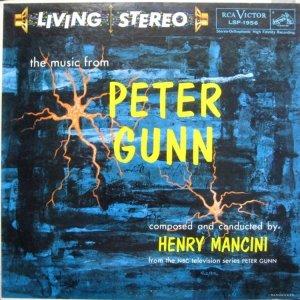 1959 - HENRY MANCINI PETER GUNN A
