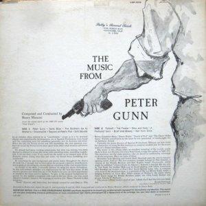 1959 - HENRY MANCINI PETER GUNN B