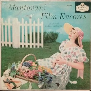 1959 - MANTONVANI FILM ENCORES A