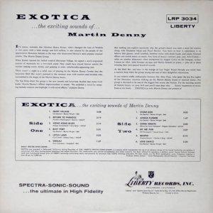 1959 - MARTIN DENNY EXOTICA B
