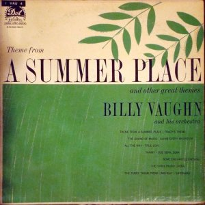 1960 - BILLY VAUGHN SUMMER A