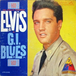 1960 - ELVIS GI BLUES A