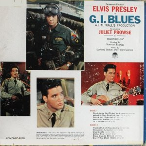 1960 - ELVIS GI BLUES B