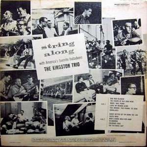 1960 - KINGSTON TRIO STRING B