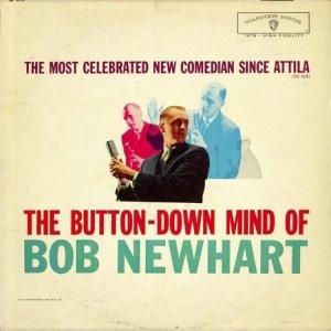 1960 - NEWHART BUTTON A