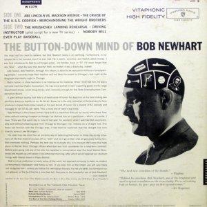 1960 - NEWHART BUTTON B