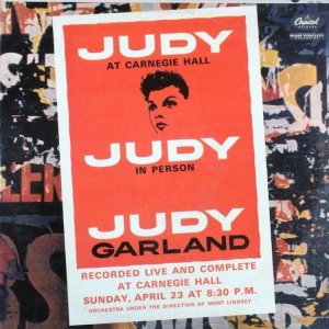 1961 - JUDY GARLAND CARNEGIE A