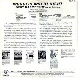 1961 - KAEMPFERT WONDERLAND B