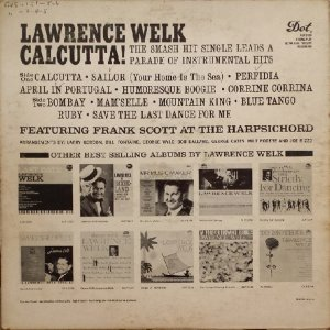 1961 - WELK LAWRENCE CALCUTTA B