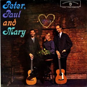 1962 - PETER PAUL AND MARY A