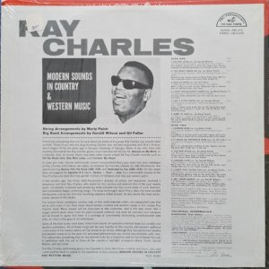1962 - RAY CHARLES MODERN B