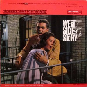 1962 - WEST SIDE STORY B
