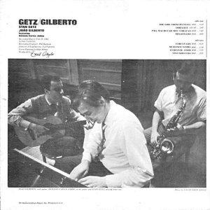 1963 - GETZ SAMBA B