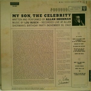 1963 - SHERMAN CELEBRITY B