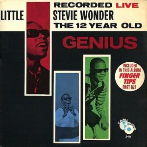 1963 - STEVIE WONDER GENIOUS A