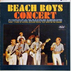 1964 - BEACH BOYS CONCERT A