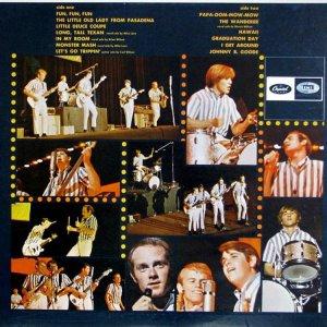1964 - BEACH BOYS CONCERT B