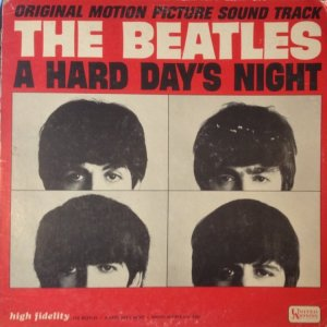 1964 - BEATLES HARD DAYS NIGHT A