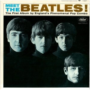 1964 - BEATLES MEET A