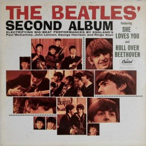 1964 - BEATLES SECOND A