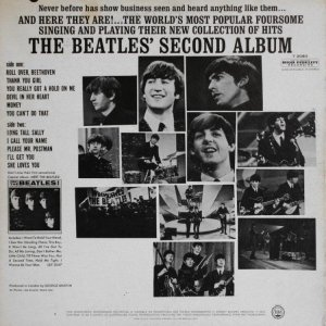 1964 - BEATLES SECOND B