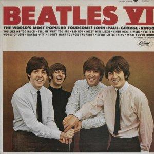 1965 - BEATLES VI A