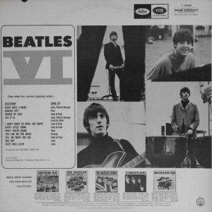 1965 - BEATLES VI B