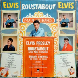 1965 - ELVIS ROUSTABOUT B