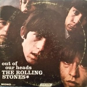 1965 - ROLLING STONES - OUT OF OUR HEADS A