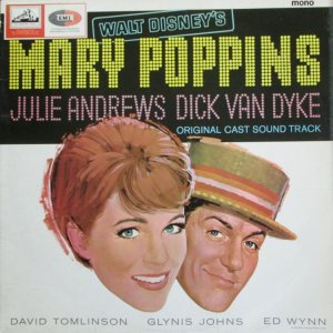 1965 - SOUNDTRACK - MARY POPPINS A