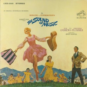 1965 - SOUNDTRACK - SOUND OF MUSIC A