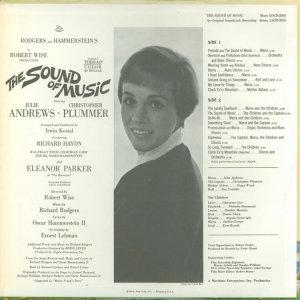 1965 - SOUNDTRACK - SOUND OF MUSIC B