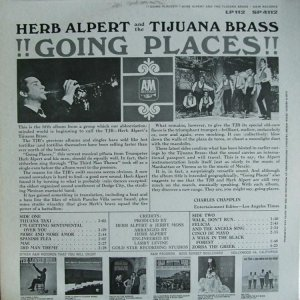 1966 - ALPERT HERB GOING PLACES (2)