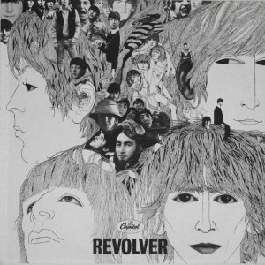 1966 - BEATLES - REVOLVERR A